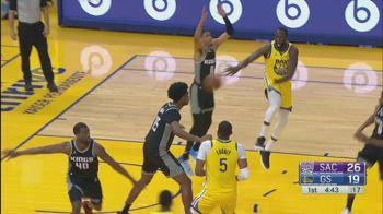 NBA, 13 assisti per Draymond Green vs. Sacramento