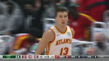 NBA Highlights: Atlanta-Milwaukee 111-104