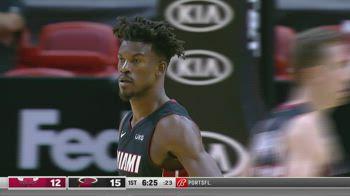 NBA, i 33 punti di Jimmy Butler contro Chicago