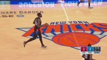 NBA, i 34 punti di Julius Randle contro Chicago
