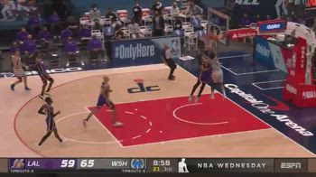 NBA, Hachimura schiaccia su Davis