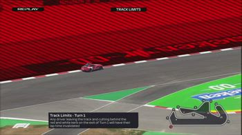 f1 track limitts canale 207 ore 13.28