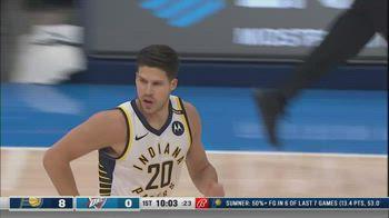 NBA, 31 punti di McDermott contro OKC