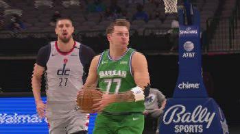 NBA Highlights: Dallas-Washington 125-124