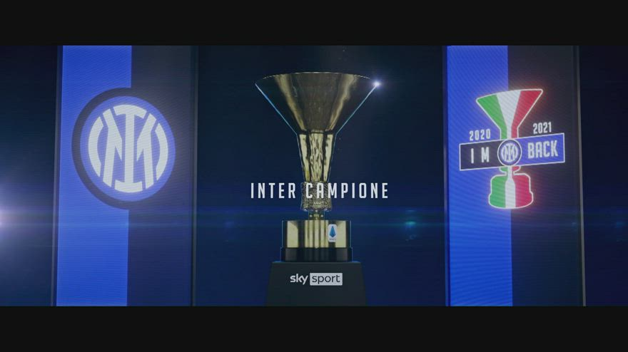 Scudetto Inter 2021, tutti i video