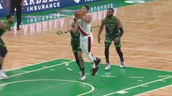 NBA, 33 punti per CJ McCollum contro Boston