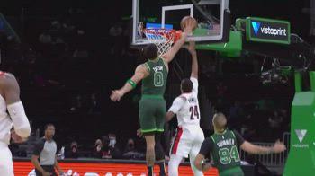 NBA, 33 punti per Jayson Tatum contro Portland
