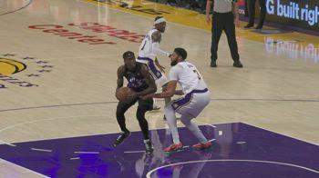 NBA, 39 punti per Pascal Siakam contro i Lakers