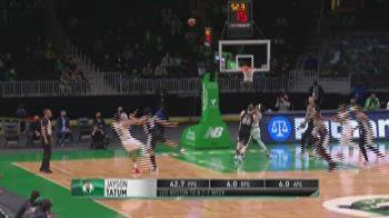NBA: Jayson Tatum e Devin Booker giocatori della settimana