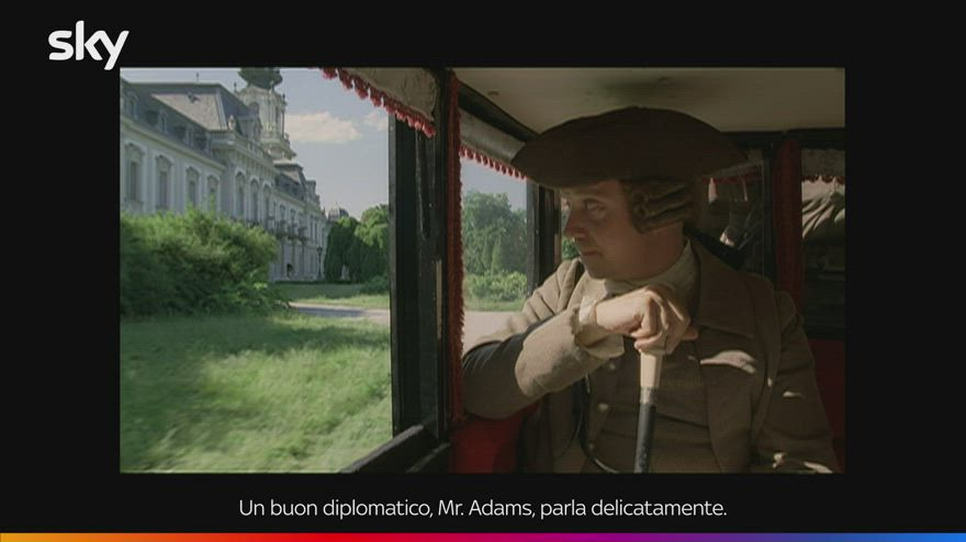 John Adams, il trailer della serie tv con Paul Giamatti
