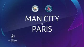 Manchester City-Psg 2-0, gol e highlights