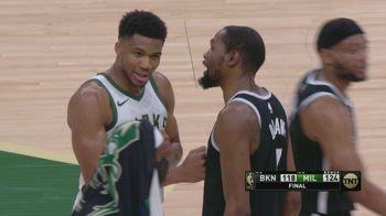 NBA Highlights Milwaukee-Brooklyn 124-118_1216761