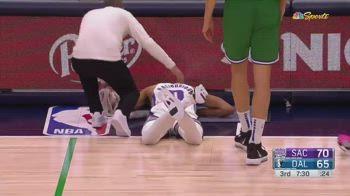 NBA, l'infortunio a Tyrese Haliburton