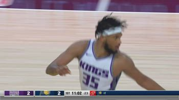 NBA, i 31 punti di Marvin Bagley III contro Indiana