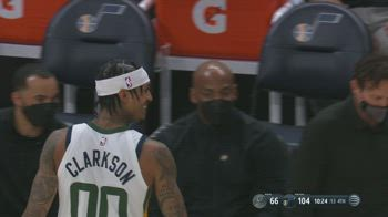 NBA Highlights Utah-San Antonio 126-94_4517088