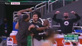 NBA, 4 stoppate e un canestro show per Tacko Fall