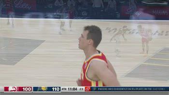 NBA, i 15 punti di Danilo Gallinari contro Indiana