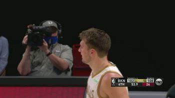 NBA Highlights Dallas-Brooklyn 113-109_0716088