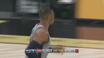 NBA Highlights Toronto-Washington 129-131_1822656