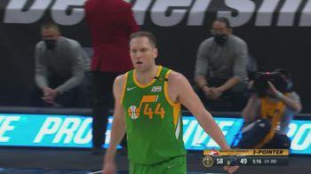 NBA, 48 punti per Bojan Bogdanovic contro Denver