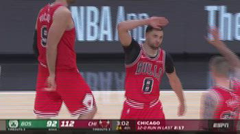 NBA Highlights: Chicago-Boston 121-99