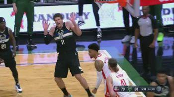 NBA: Kenyon Martin Jr. decolla, la reazione di Brook Lopez