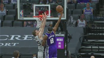 NBA Highlights Sacramento-San Antonio 104-113_2110858