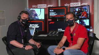 VANZINI COMMENTA LA POLE DI HAMILTON (Sky Sport F1 alle 16:30)