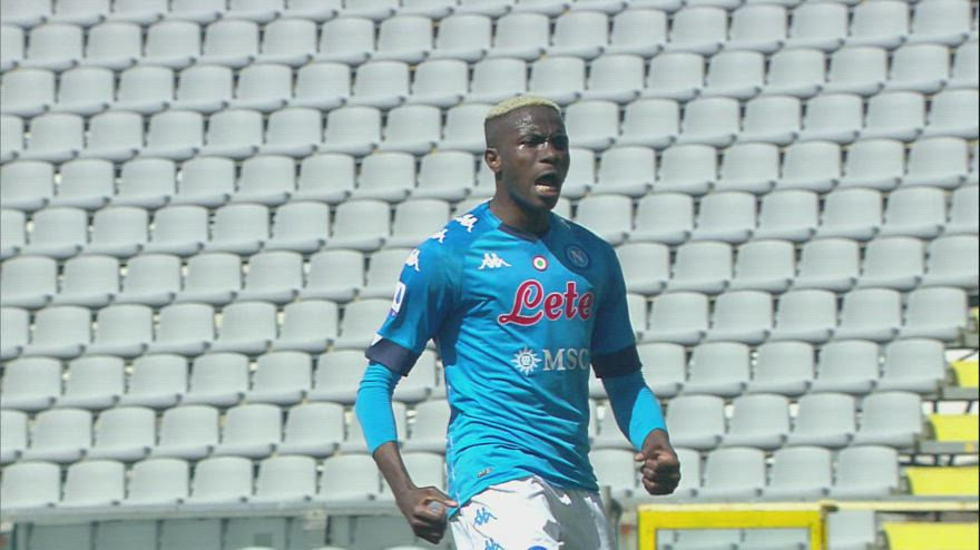 Spezia-Napoli 1-4: gol e highlights
