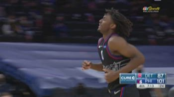 NBA Highlights: Philadelphia-Detroit-118-104