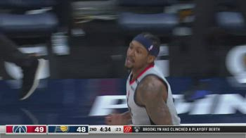 NBA, 50 punti di Bradley Beal contro Indiana