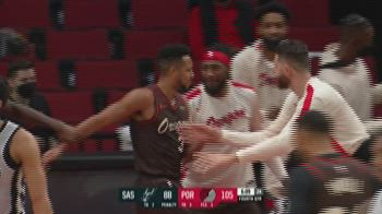 NBA Highlights: Portland-San Antonio 124-102