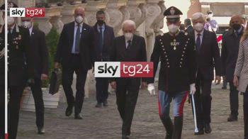 """ERROR! Memoria vittime terrorismo, Mattarella: """"Verità da chiarire"""""""