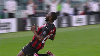 Juventus-Milan 0-3: gol e highlights
