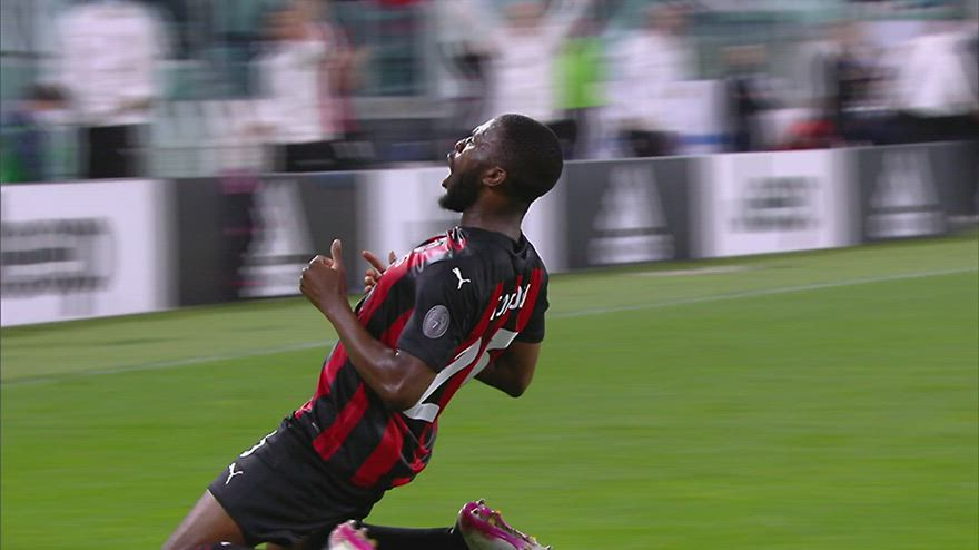 Juventus-Milan 0-3: gol e highlights