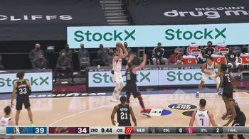 NBA, 9 punti per Nicolò Melli contro Cleveland
