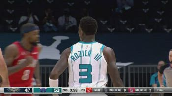 NBA, 43 punti per Terry Rozier contro New Orleans