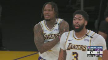 NBA Highlights L.A. Lakers-Phoenix 123-110_2159006
