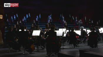 Il Teatro alla Scala riapre con concerto simbolo di Chailly
