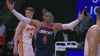 NBA, tripla doppia di Westbrook contro Atlanta