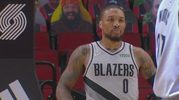NBA Highlights Portland-Houston 140-129_0612884