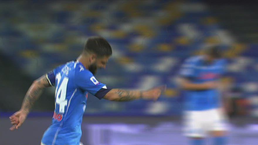 Napoli-Udinese 5-1, gol e highlights
