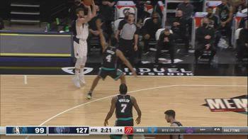 NBA, 7 punti per Nicolò Melli contro Memphis