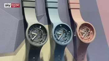 ++NOW Da Swatch ecco i nuovi orologi in bioceramica