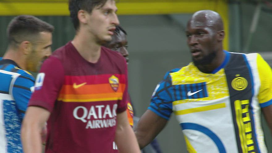 Inter-Roma 3-1: gol e highlights