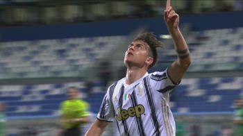 Sassuolo-Juventus 1-3: gol e highlights