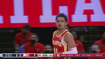 NBA, 33 punti di Trae Young contro Washington