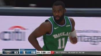 NBA Highlights: Dallas-New Orleans 125-107