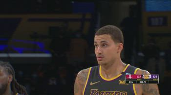 NBA Highlights LA Lakers-Houston 124-122_1514283