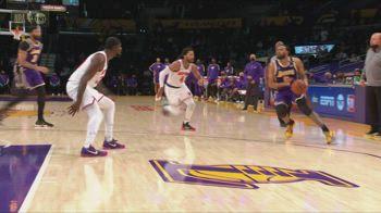 NBA Horton Tucker contro Rose_3801779